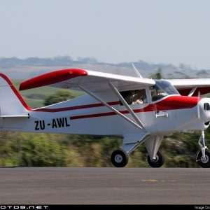 Piper Colt Aeroplane – Needs New Skin – Executive Assets